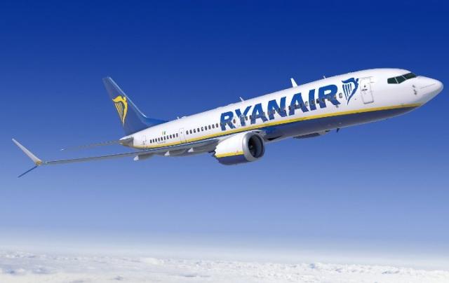 Maxi-offerta Ryanair che festeggia il 93% di clienti soddisfatti dell'esperienza di volo
